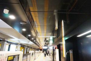 銀座線末広町駅
