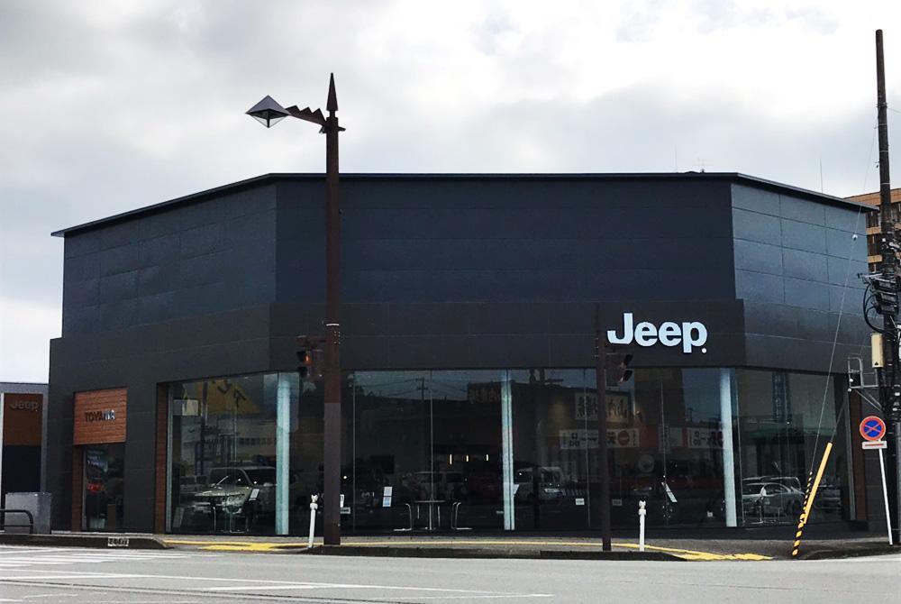 Jeep.富山